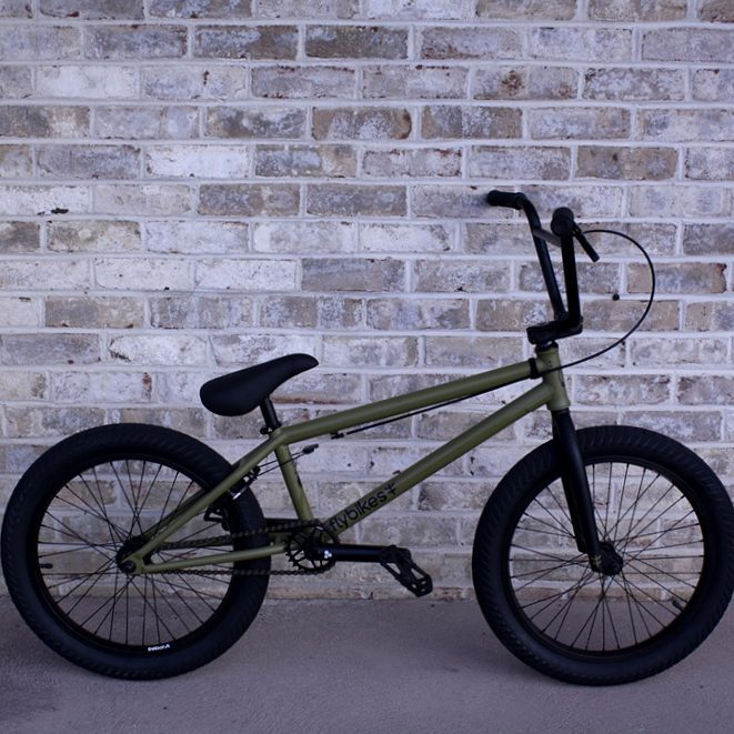 "Save $100 On This Fly Bikes ""Proton"" In Military Green, Or"
