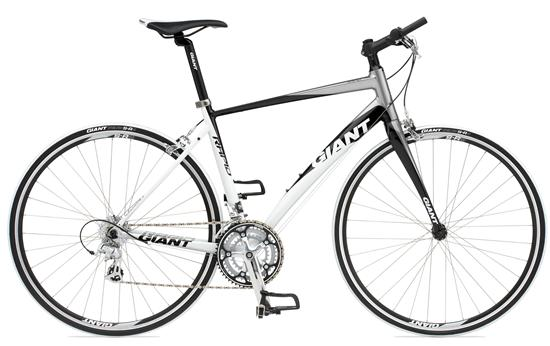 cf43242106d Got in Giant's 2011 Rapid 3, and its women-specific counterpart the Dash  3... these are basically road bikes with a flat mountain bike style  handlebar and ...