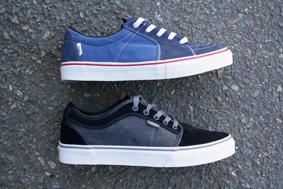 vans type shoes