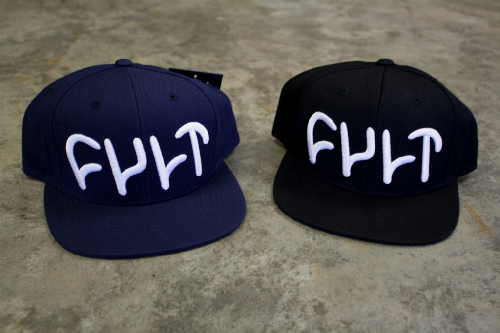Got in a couple Cult X Starter snapback hats today 9d199def17b