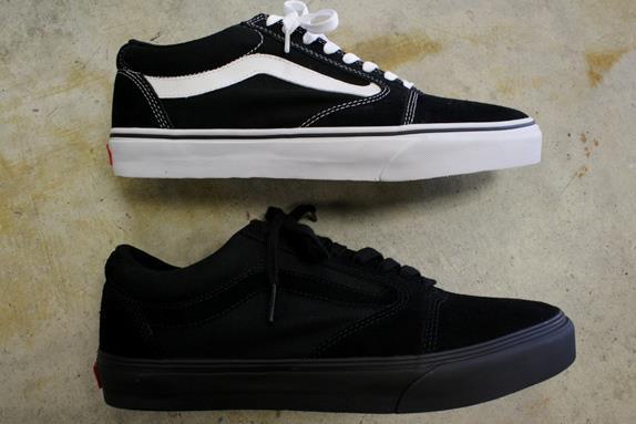 new black vans