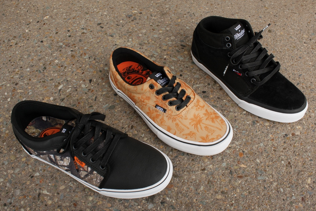 vans x cult era pro shoes